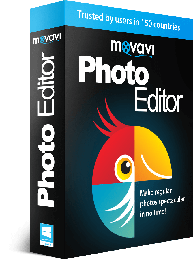 Using Movavi Photo Editor To Remove Blemishes And Imperfections