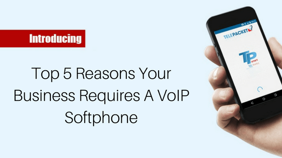 Top 5 Reasons Your Business Requires A VoIP Softphone