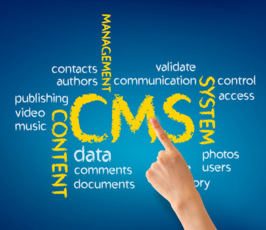 .net CMS platform