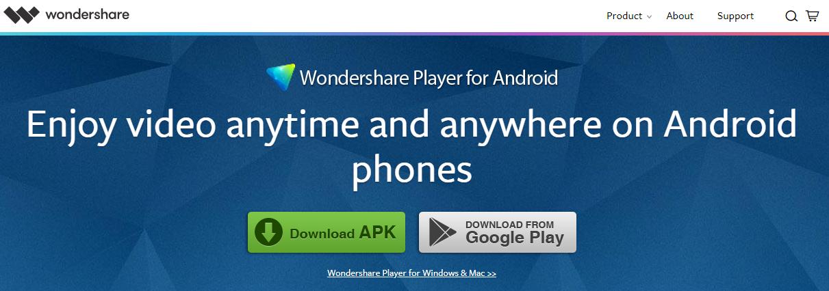 WonderSare Player