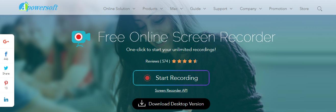 Free-online-screen-recorder