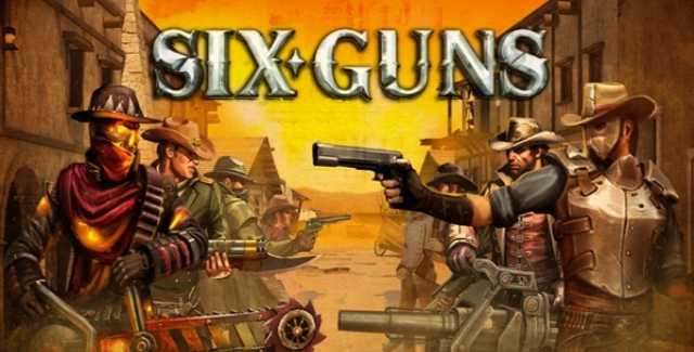 Six Guns Gang Show Down