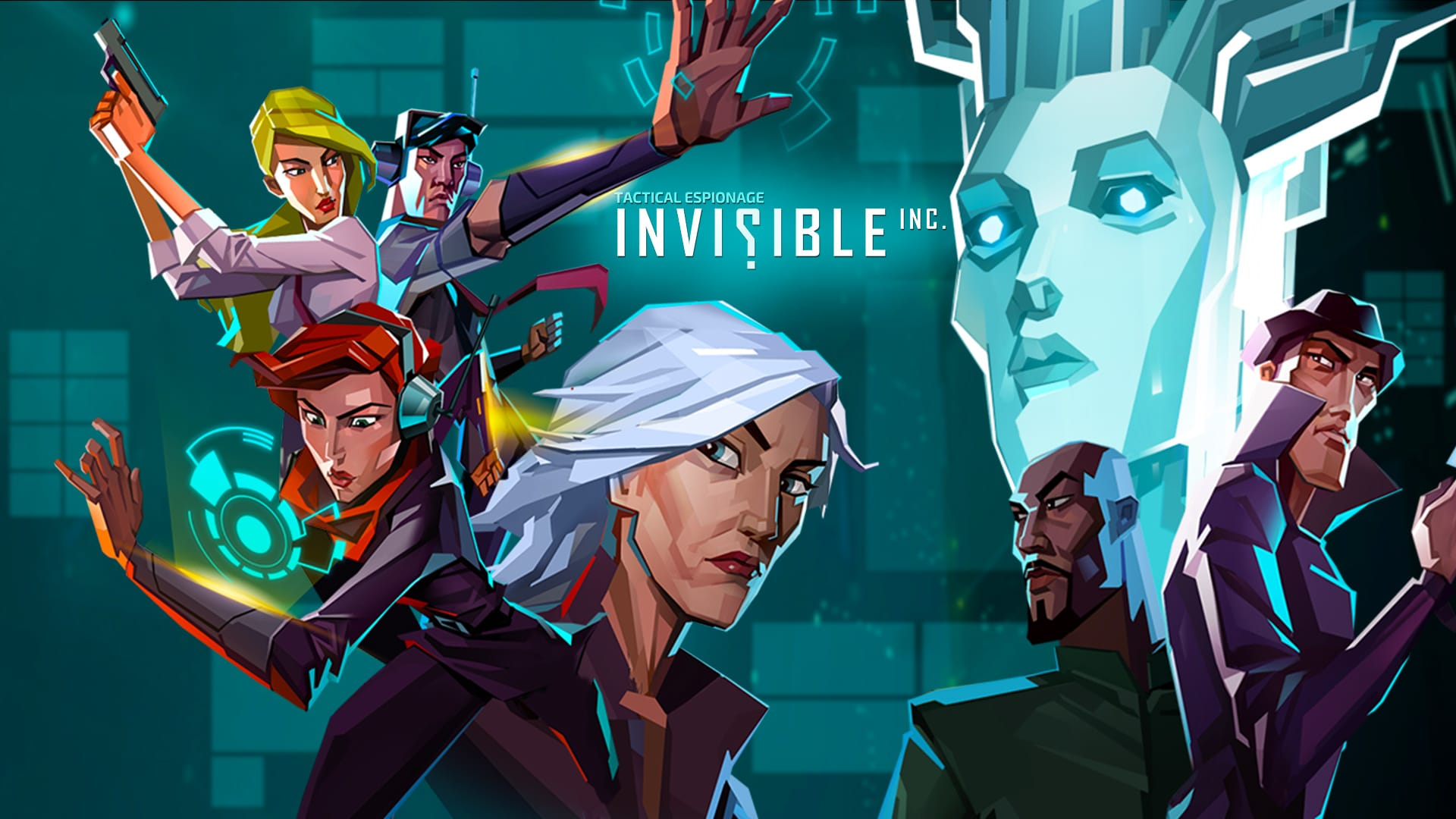 Invisible's poster
