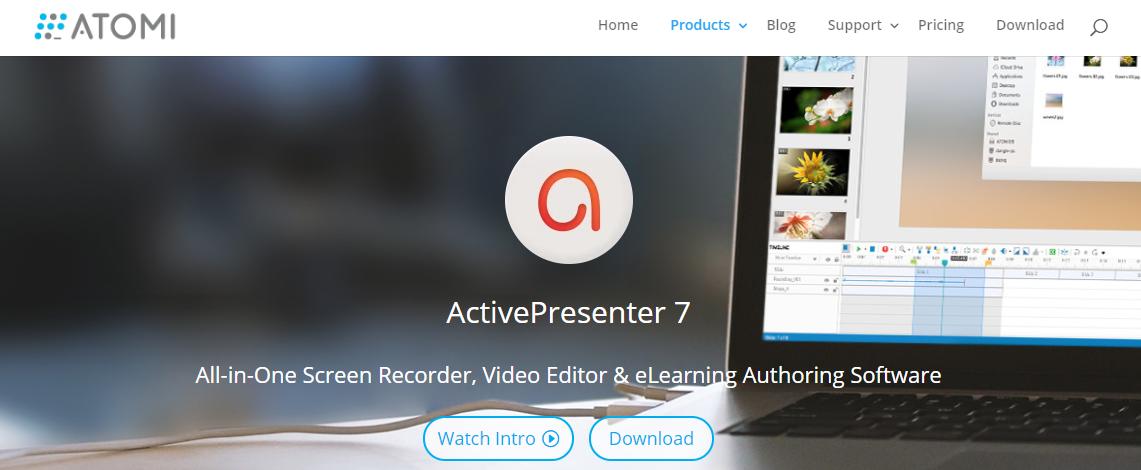 Active Presenter - Screen Recording Software
