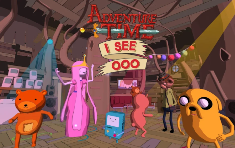 Adventure Time_ I See Ooo vr - Best VR Games for Android