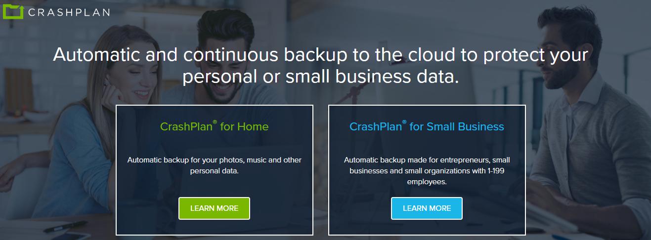 Crashplan - Best Backup Software