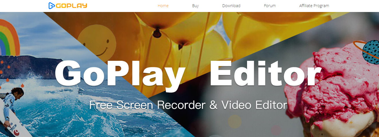 GoPlay Editor - Screen Recording Software