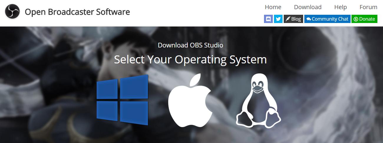 OBS Studio - Screen Recording Software