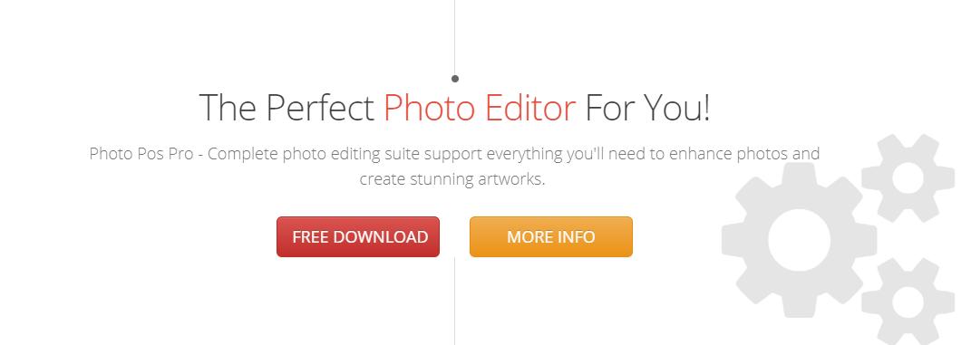Photo Pos Pro - Best Free Photoshop Alternatives