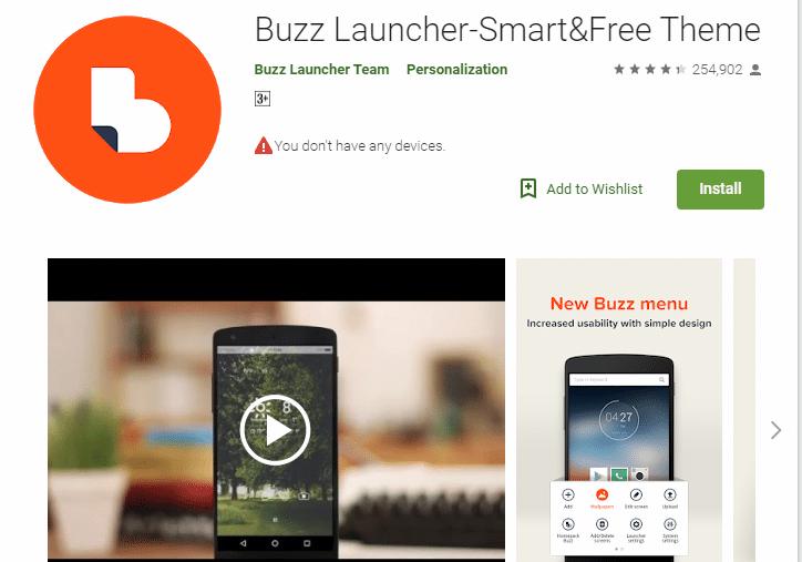 New Launcher App