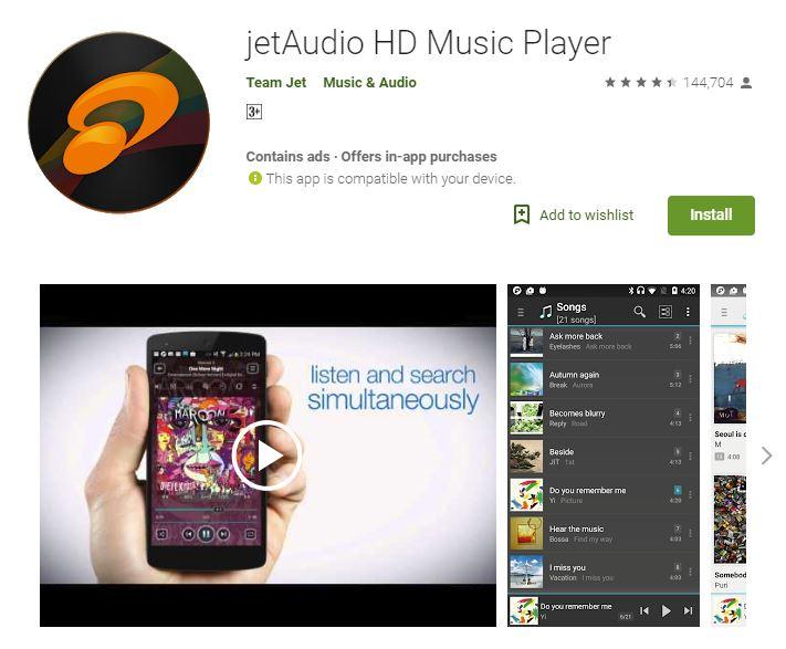 JedAudio HD