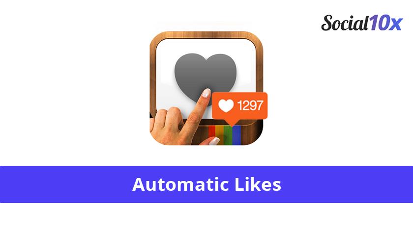 Social10x auto likes