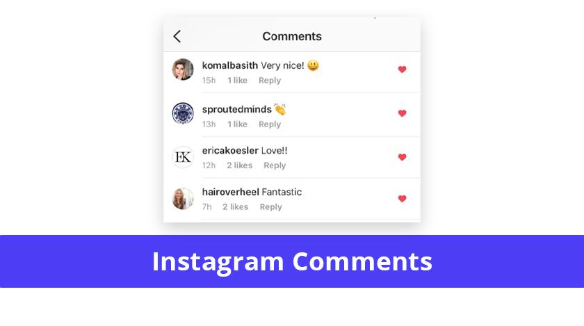 Social10x instagram comments