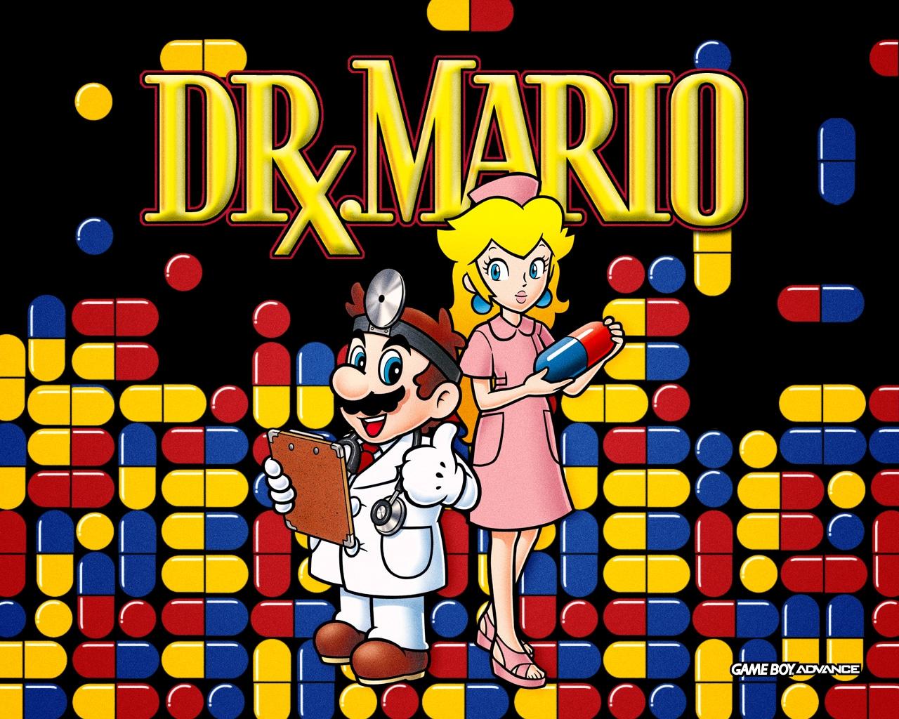 D.r Mario & Puzzle league