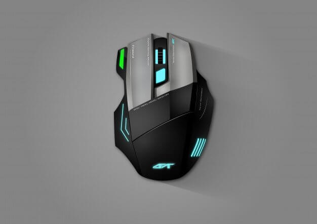 how to check mouse DPI