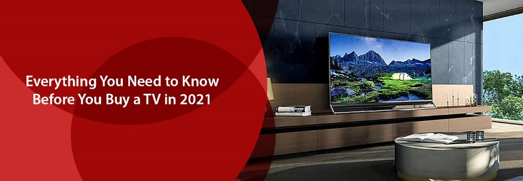 Buy a TV