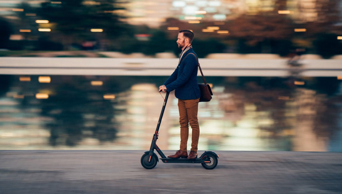 Long-range Electric Scooters