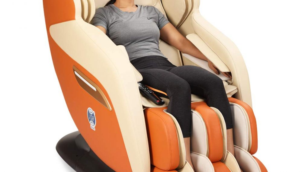 Models of massage chair