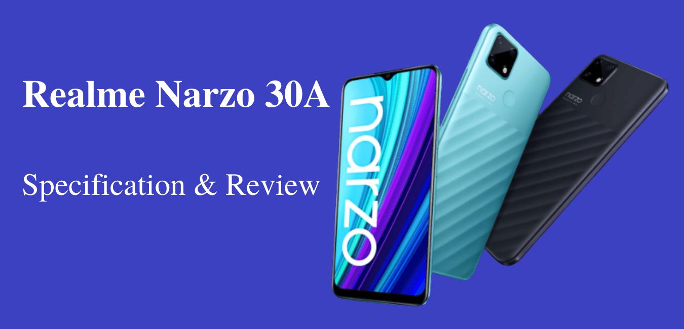 Realme Narzo 30A Review