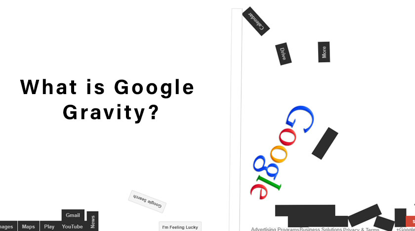 What Is Google Gravity