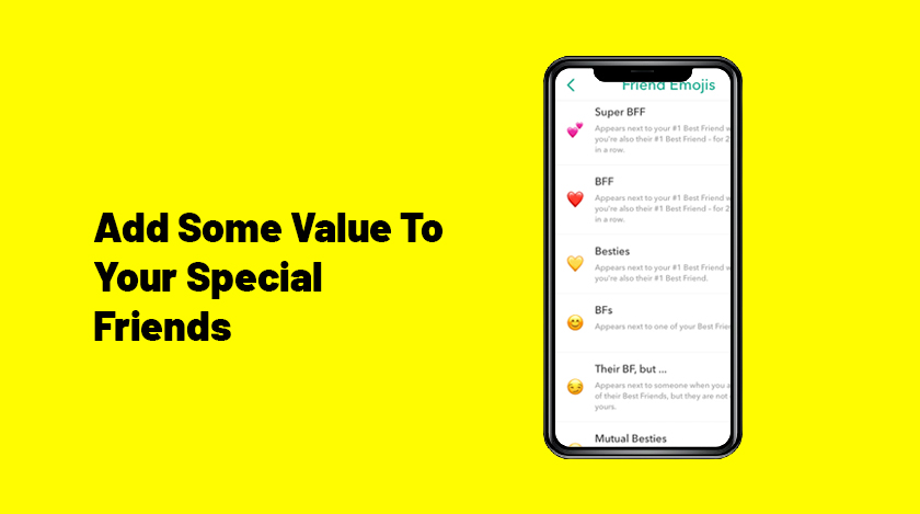 Add Some Value To Your Special Friends