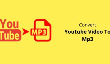 Convert YouTube To Mp3