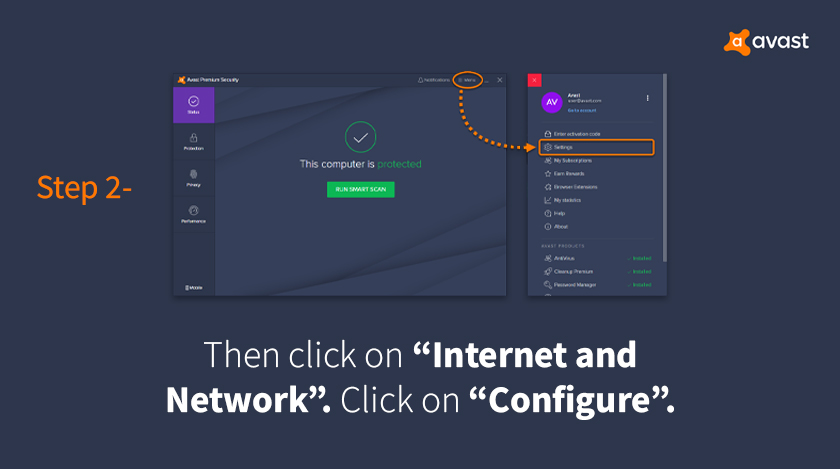 Internet and Network