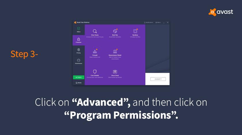 Program Permissions