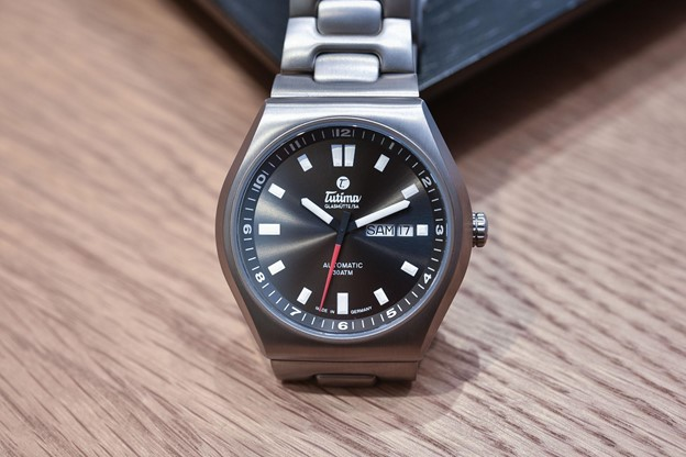 Glashutte Tutima Watches