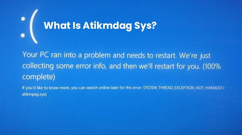 What Is Atikmdag Sys