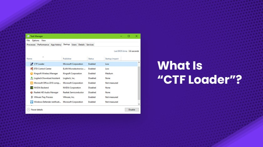"""What Is """"CTF Loader"""""""