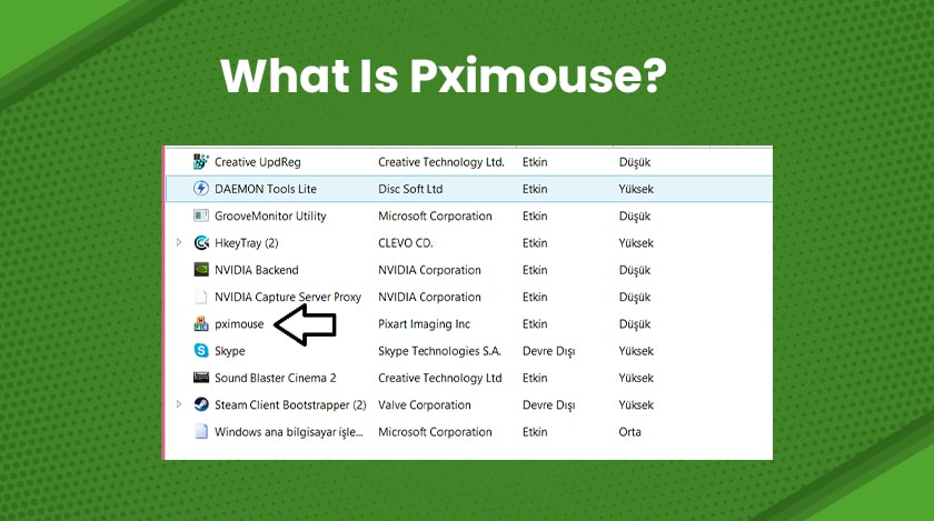 What Is Pximouse
