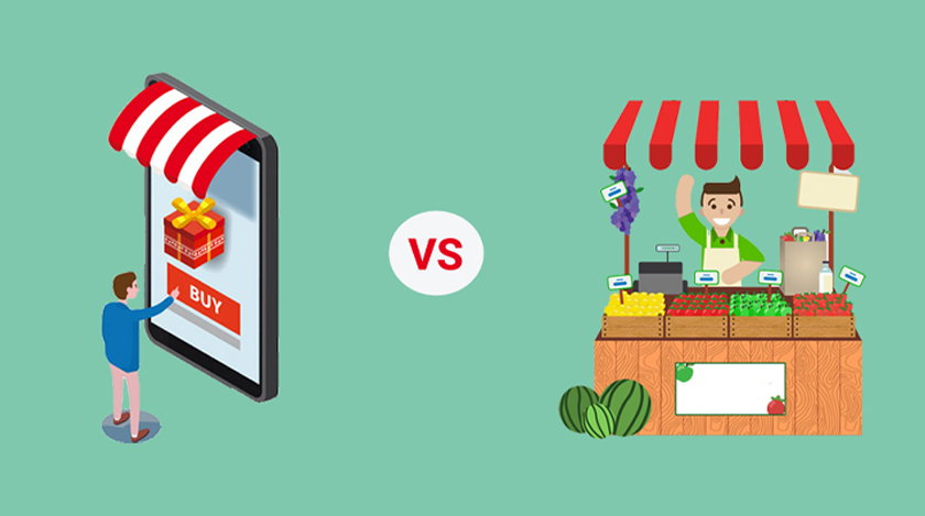 what is the difference between a business model and an ebusiness model?