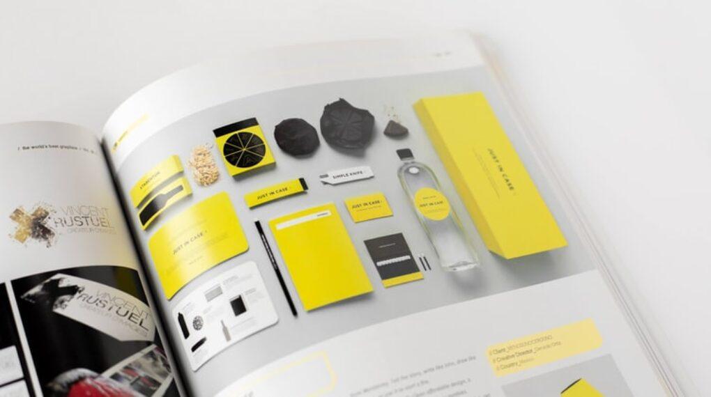 1. To create a brand identity