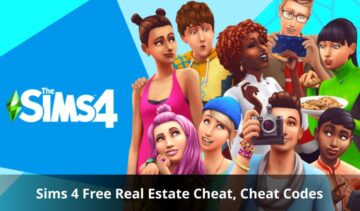 Sims 4 Free Real Estate Cheat, Cheat Codes